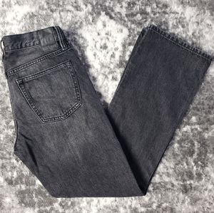 GAP 28x30 Boot Black Faded Look
